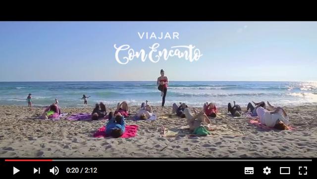 Vídeo Viajar con Encanto